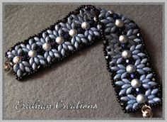 beaded bracelet free tutorial