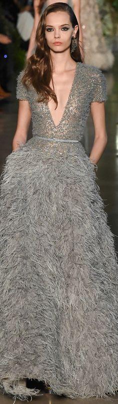 Elie Saab Spring 2015 Couture.