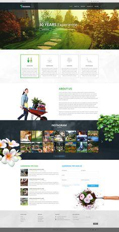 Gardening landscape by gintasdesign on DeviantArt