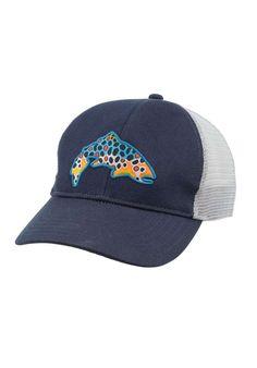 Trucker Cap, Artist Series - Simms Fishing Products