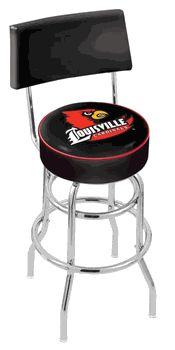 Louisville Seatback Bar Stool - click image to enlarge