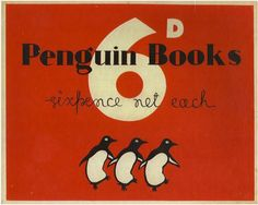 """""""Not seen this before, odd that the penguins are so different. DWx"""" - Penguin books"""