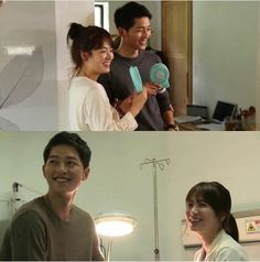#DescendantsOfTheSun #YooSiJin #KangMoYeon #SongJoongKi #SongHyeKyo