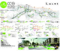 Primer Lugar Concurso CCS en BICI: Ciclovias Urbanas