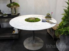 Opiarys Garden Table Brings Fresh Herbs Right to Your Plate | Inhabitat - Sustainable Design Innovation, Eco Architecture, Green Building