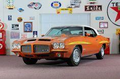 1971 Pontiac GTO 400 Convertible