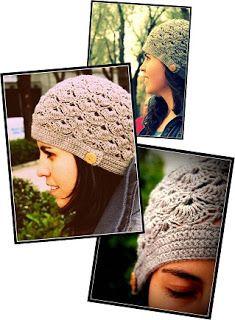 Gorro a crochet - Ahuyama Crochet