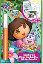 Dora the Explorer 3in1 Invisible Ink Magic Pen Painting and Sticker Book Dora the Explorer,http://www.amazon.com/dp/B00BHLC64E/ref=cm_sw_r_pi_dp_i2owtb1AHAYG3WPZ