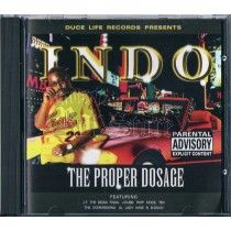 Indo - The Proper Dosage
