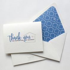 Real Estate Agent Thank You Cards  Real Estate Referral Card