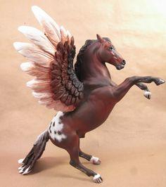 CM Fighting Stallion Pegasus by Airen Chandler