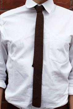 Skinny ties. Yesh.