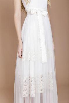 Elina dress   Bridal Dresses   Minna.co.uk