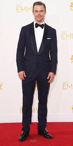 Derek Hough - The 2014 Emmy Awards