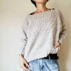 Ravelry: Oldies by rie vive Knitting Blogs, Sweater Knitting Patterns, Knitting Designs, Knit Patterns, Hand Knitting, Vogue Knitting, Knitting Sweaters, Knitting Tutorials, Loom Knitting