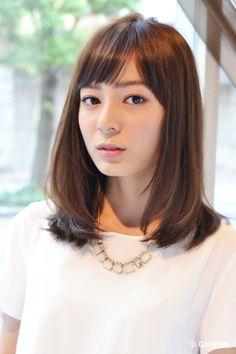 美女の仲間入り!?2016年はヘアスタイルを似せて綾瀬はるか風を極める!   beauvoトピックス すべての女性にキレイを。
