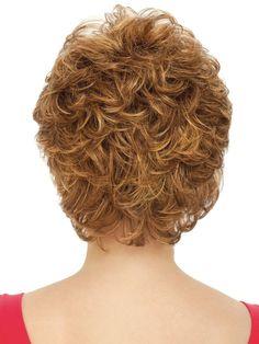 Hazel Wig by Estetica Designs Wigs : Front View | Color R30/28/26