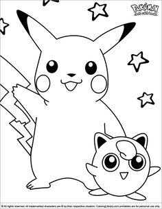 Pokemon Coloring Picture Pokemon Coloring Pages Pokemon Coloring Pokemon Coloring Sheets