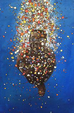 Cannonball, drip art, mch artwork Drip Art, Messy Art, Artwork, Color, Work Of Art, Auguste Rodin Artwork, Colour, Artworks, Illustrators