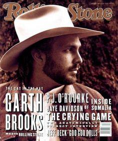Garth Brooks ~ April 1, 1993