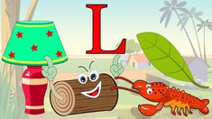 Learn About The Letter L - Preschool Activity