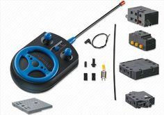 Playmobil - Módulo RC Plus con radiocontrol, compatible con los coches RC (4856)