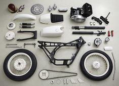 Yamaha RD250 by Patrick Sauter