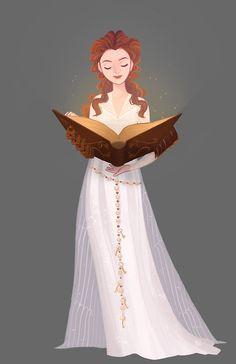 La reine sombre avait une soeur. Elle était la bonté et la générosité même. Elle était aimée du peuple et appréciée par la cour terrorisée par sa soeur.