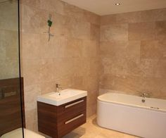 Tumbled Unfilled Travertine