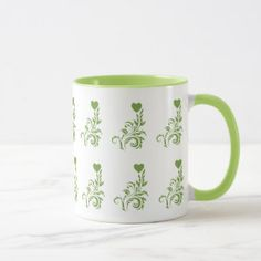 Love Tree Valentine Special Combo Mug at Just Made by Zazzle off with code Valentine Special, Tea Cups, Coffee Mugs, Create, Tableware, How To Make, Gifts, Design, Dinnerware