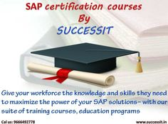 Corporate #Online #training for #SAP #SRM #MM Centere. Successit Providing and also #ERP solutions.SAP all new #dimensional products i.e. MM, WM, SRM, SCM, CRM, SEM, BO, DS, FICO, HR and IS products viz. IS-Retail, IS-Oil & Gas, IS-Utilities & other modules also available. VISIT US : http://www.successit.in/
