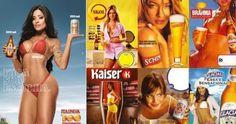 """As mulheres são frequentemente exibidas em anúncios publicitários de forma estereotipada ou então são usadas como objetos sexuais, principalmente em propagandas de cerveja. Ainda hoje, muitos comerciais contribuem para a existência da chamada """"cultura do estupro"""" na sociedade. no Catraca Livre Em luta contra o machismo nos meios de comunicação, foi lançada umapetição no site ..."""