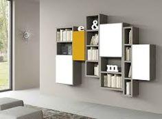 Venier | kasten #Grey #color #Modern #Yellow #Department #201605