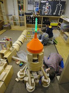 Extraordinary Classroom: The Rocket Ship