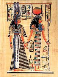 Resultado de imagem para hieroglyph woman wing forward