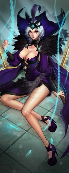 LEAGUE OF LEGENDS SEXY GIRLS (Search results for: Leblanc)