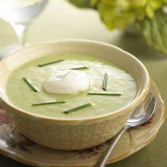 Zupa porowo - ziemniaczana Vichyssoise