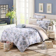 Lenjerie de pat HG114303 pentru 2 persoane  -1 x cearceaf de pat & 1 x husă pentru pilotă & 2 x fețe de pernă din bumbac 100% Home Decor Bedding, Beds Online, Make It Simple, Comforters, Make It Yourself, Blanket, Free Delivery, Modern, Online Shopping