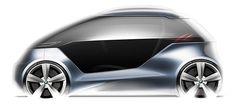 BMW : Sustainable Minimalism i1 on Behance