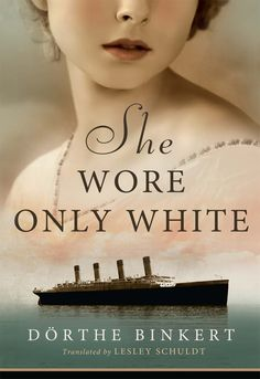 Amazon.com: She Wore Only White eBook: Dörthe Binkert, Lesley Schuldt: Kindle Store