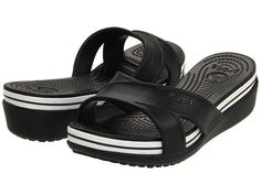 Crocs Crocband Wedge