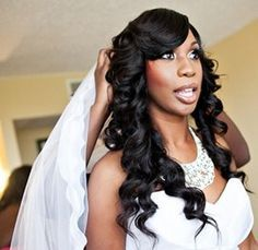 Wedding Hairstyles For Long Really Curled Hair