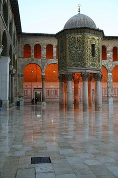 Damascus, the capital of Syria, is the oldest continuously inhabited city in the world