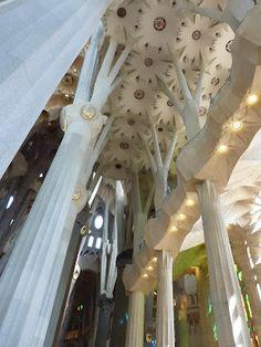Parisienne Buissonnière: Le Modernisme à Barcelone … Gaudi et quelques autres