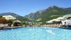 www.andreus.it -> das 5 Sterne Hotel in St. Leonhard bei Meran in Südtirol