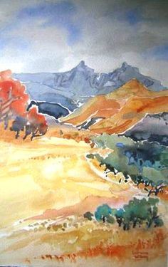 Lorraine Wilson  S. Drakensberg