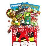 Fun Kids Gift Basket of Snacks and Games -Organic StoresBy Organic Stores