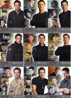 Star Trek Enterprise, Star Trek Voyager, Avatar Aang, Avatar The Last Airbender, Stargate Universe, Marvel Universe, Ben Browder, Cameron Mitchell, Sci Fi Series