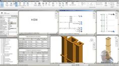 Go through the following Revit video tutorial that shows how to use Revit 2017 for formwork shoring or formation of pillar.