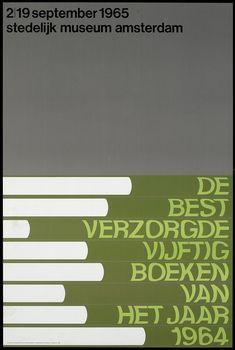 stedelijk museum amsterdam, Benno Wissing, 1965